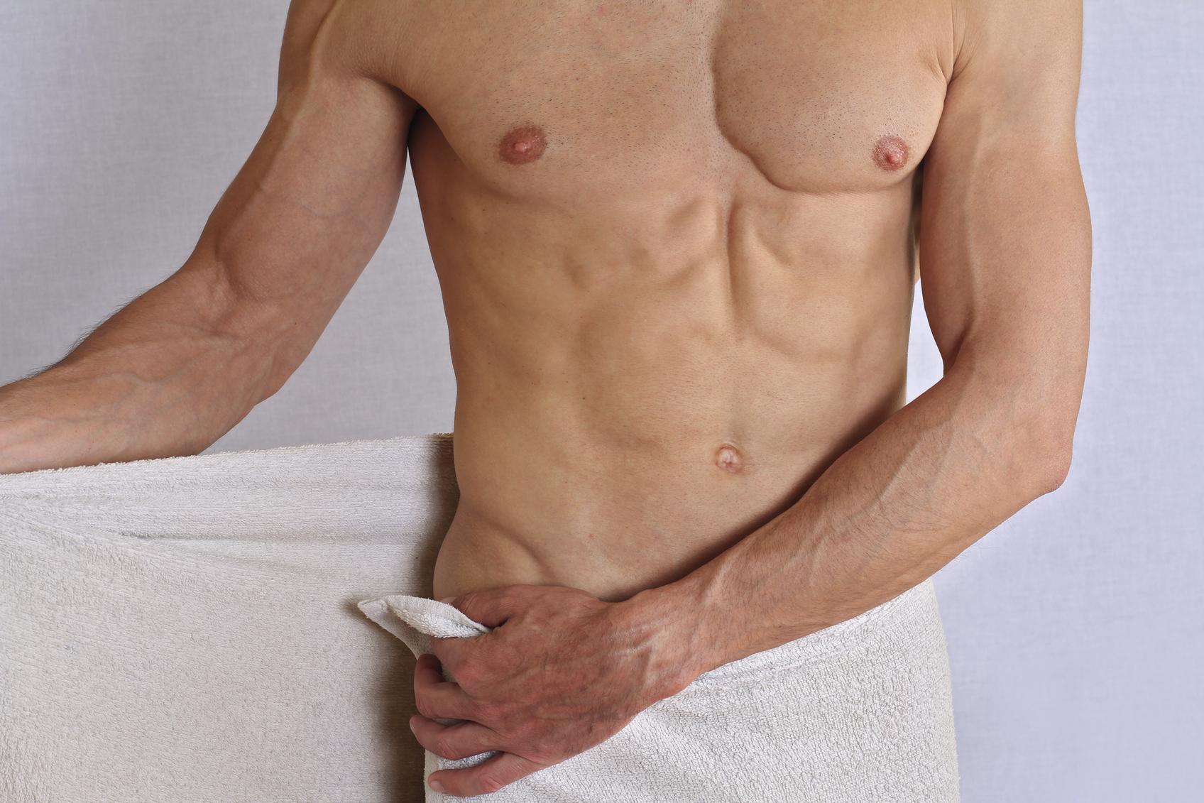 Crema depilatoria genitales hombre